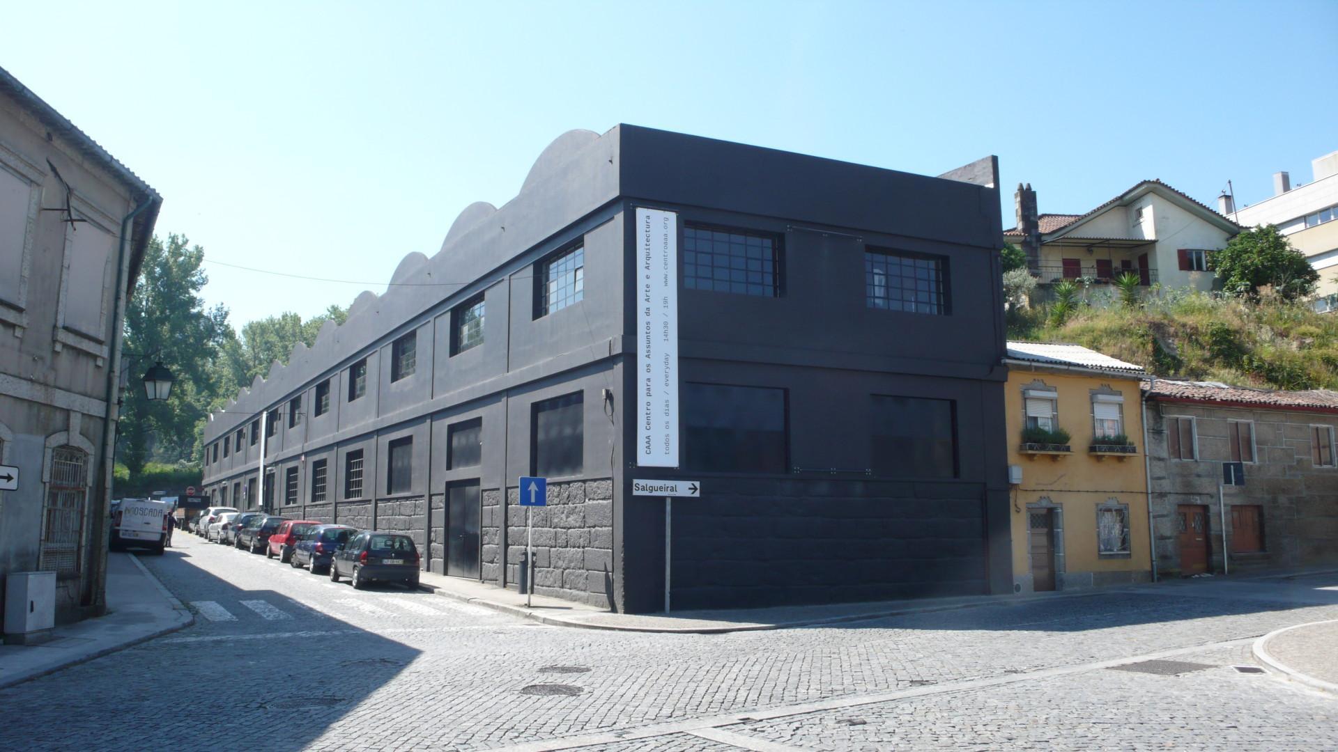 CAAA CENTRO PARA OS ASSUNTOS DA ARTE E ARQUITECTURA